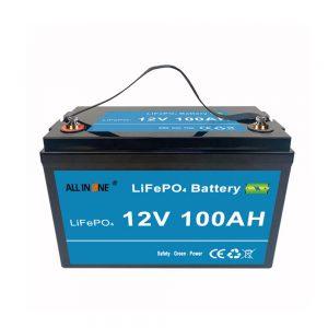 12V Umur Panjang LiFePO4 4S33P Panyimpenan Li-Ion Isi Ulang 12V 200Ah Baterai Lithium Ion 32700 Baterai LiFePO4