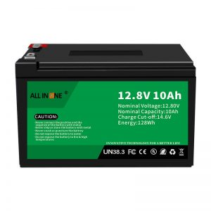 12.8V 10Ah LiFePO4 Acid Replacement Lithium ion Battery Pack 12V 10Ah