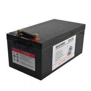 Baterai solar 12v 200ah LiFePO4 berkualitas tinggi