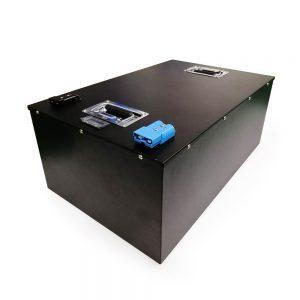Paket Baterai Deep Cycle 12V 250Ah 300Ah Baterai Lithium Ion Surya Bisa Nggawe 48V