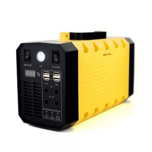 12v 30ah baterai inverter 500w stasiun listrik portebel