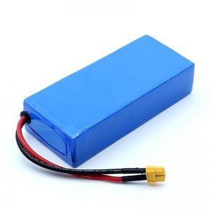 Paket batere12v 12Ah Li-ion baterai kualitas tinggi sing bisa diisi ulang