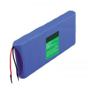 18650 14.4V 6000mAh Batere baterai lithium laser partikel