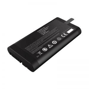 14.4V 6600mAh 18650 Baterai Panon Baterai Lithium Ion kanggo Tester Jaringan nganggo Port Komunikasi SMBUS