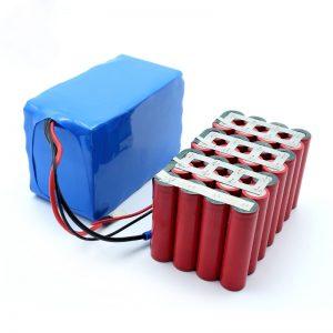 Dijual Paling Dhuwur Berkualitas apik Dijual Paling Dhuwur Batere 18650 Baterai 24V 8.8Ah