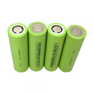 Baterai ion Lithium Rechargeable Original 18650 3.7V 2900mAh Cell Li-ion 18650 batere