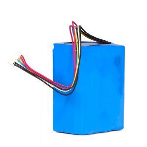 Digunakake khusus kanggo aparat lan Instrumen Medis 18650 3500mah sel baterai 7.2v10.5ah