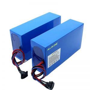 KABEH ING SATU sel 13S7P 18650 48v baterai baterai 20.3ah