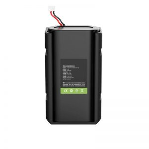 18650 7.2V 2600mAh Suhu Baterei Paket Baterai Lithium Kanggo Sel Selector