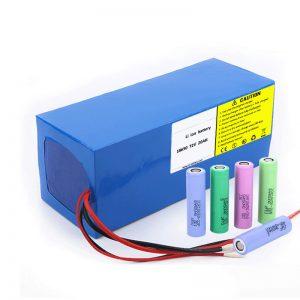 Baterei Lithium 18650 72V 20Ah Suda mandhiri mandhiri 18650 72v 20ah ngemas baterei litium kanggo motor listrik