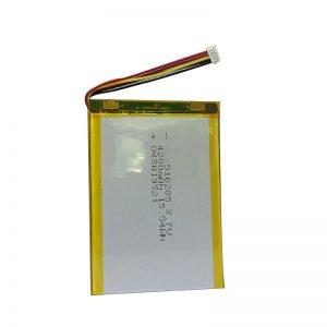 516285 3.7V 4200mAh Baterai lithium polimer instrumen omah sing cerdas