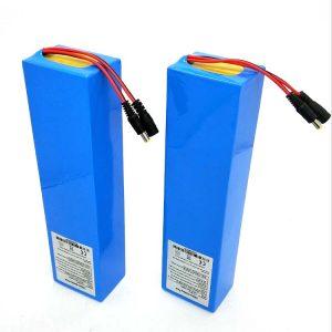 Paket Pabrik Baterai Lithium Listrik Pabrik Cina 36V 60V 10AH 40AH