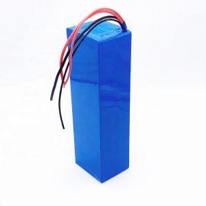 baterai lithium ion batere ndhelik 36v 7.8Ah Sepeda listrik Li-ion batere ndhelik batere 36v mudhun kanggo tabung