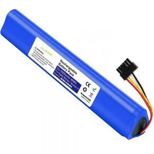 Batere Pengganti 4000mAh 12V NiMh kanggo Neato Botvac Series lan D Series Robotic Vacuum 945-0129