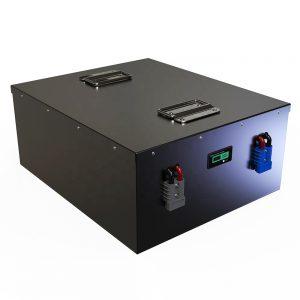 batere lifepo4 48v siklus 100ah jero