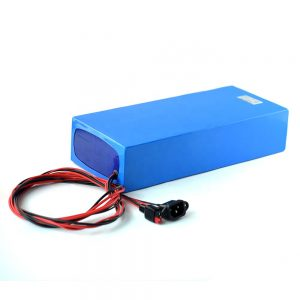 Paket batere lithium 48v 20ah kanggo skuter listrik batere listrik listrik 48v 1000w
