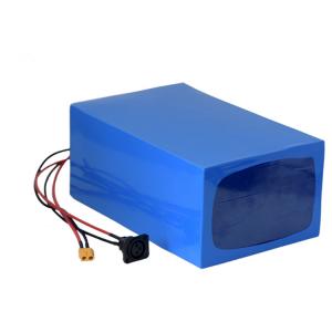 Paket batere ion lithium siklus jero batere ion lithium 48v 20ah sing bisa diisi ulang