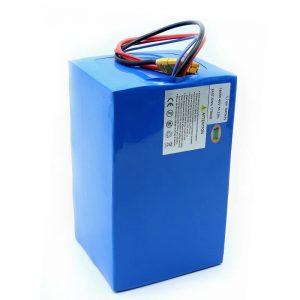 Pabrik pasokan baterai lifepo4 48v 40ah kualitas tinggi kanggo sepeda listrik