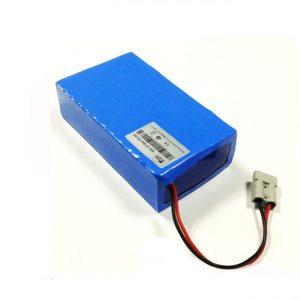 Baterai lithium ion ngemas batere skuter listrik 60v 12ah