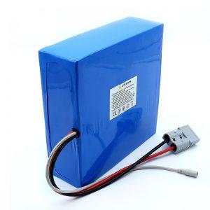 Baterai Lithium 60 Volt 30Ah 50Ah Li-Ion Baterai Lithium Kanggo Skuter Listrik