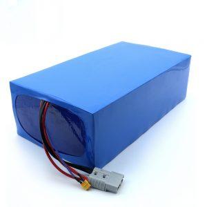 Penjualan panas batere ion lithium ion berkualitas tinggi 60v 30ah pack super rechargeable with EU
