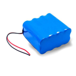 Paket batere li-ion 2S4P 7.4V 12.0Ah baterai lithium ion akku kanggo pompa banyu surya fishpond
