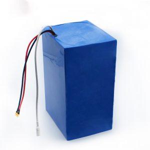 kabeh ing siji kendaraan motor skuter listrik 72V 30Ah baterai baterai lithium