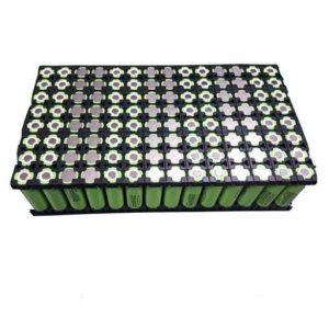 Paket batere baterai lithium ion 72V 30AH sing bisa diisi ulang promosi anyar kanggo mobil panyimpenan energi