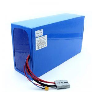 Paket batere 18650 72v 100Ah kanggo motor listrik