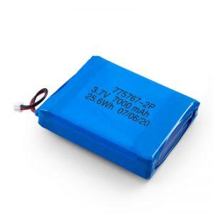 Batere 3.7V 2450 2600 3900 4000 4500 4700 5000 6000 9000Mah Polimer Baterai Lipo
