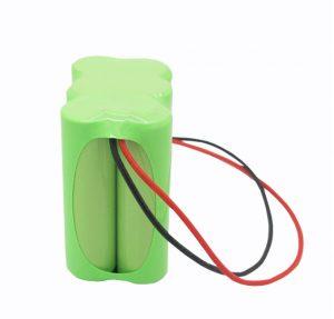 Bateri sing bisa dicabut maneh NiMH AA 2100mAh 7.2V