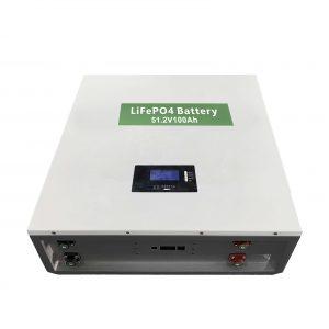 ALL IN ONE 48V 51.2V 100Ah Tata Surya Lithium Lifepo4 Baterai Rumah Tangga Dinding 48V 5Kw 10Kw