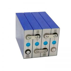 ALL IN ONE Solar Battery Cell 3.2V90Ah Lifepo4 Baterai Kanggo Panyimpenan Energi