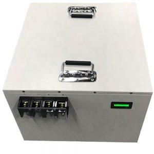 10 KWH Baterai Surya Bank Lifepo4 Baterai baterai 48v 200ah Lithium kanggo munggah