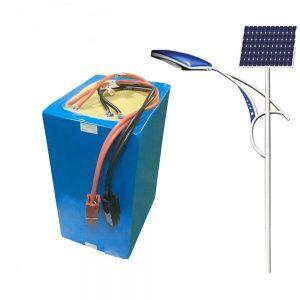Bateri sing bisa dicabut LiFePO4 180AH 24V