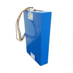 Baterei LiFePO4 sing bisa dicabut maneh 30Ah 9.6V
