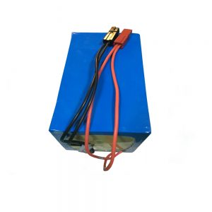 Bateri sing bisa dicopot maneh LiFePO4 20Ah 36V