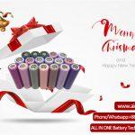 Salam Merry Christams Saka KABEH ING SATU Baterai Technology Co Ltd.