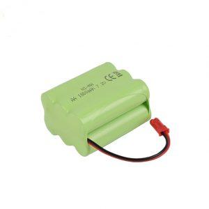 Bateri sing bisa dicabut maneh NiMH AA 1800mAH 7.2V