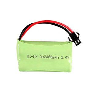 Baterai NiMH Isi Ulang AA2400mAH 2.4V