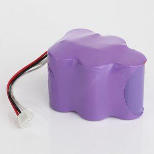 Bateri sing bisa dicabut maneh NiMH SC 3000mAH 6V