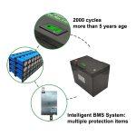 Parameter Dhasar Batere Lithium