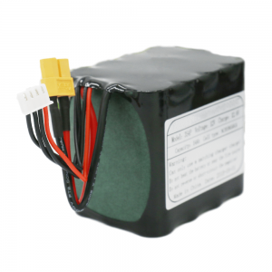 Isi Baterai 18650 Sel Baterai 3S4P Paket Baterai Li-ion 11.1V 10Ah Kanggo Lampu Led Surya