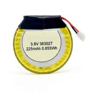 Baterai Khusus LiPO 363027 3.7V 225mAH