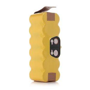 Baterai isi ulang NI-MH 3500mAh 14.4v kanggo robot Roomba 500 550 560 780 680 seri