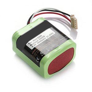 Beston Scooba Mint5200B 7.2V 3Ah Paket baterei Ni-MH sing bisa diisi ulang kanggo pembersih Vakum iRobot
